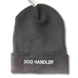 Dog Handler woolly hat