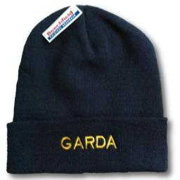 Garda Woolly Hat