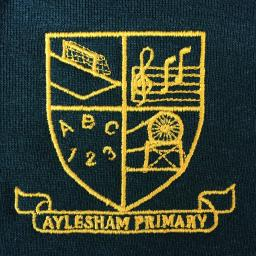 Aylesham Primary Expandable Landscape book bag