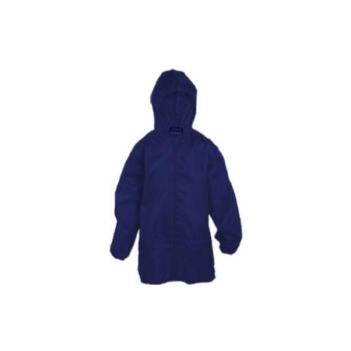 Navy lightweight Cagoule