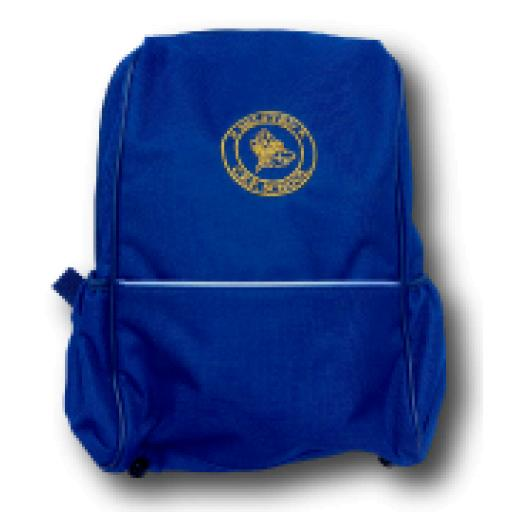 Selsted School rucksack