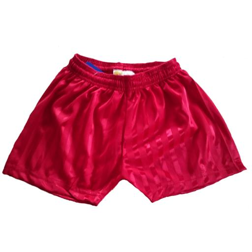 Saltwood Red Shadow Stripe PE Shorts