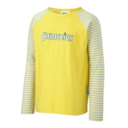 Brownie Long Sleeved T Shirt