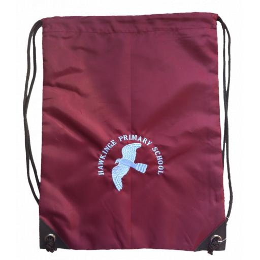 Hawkinge School Gym Bag