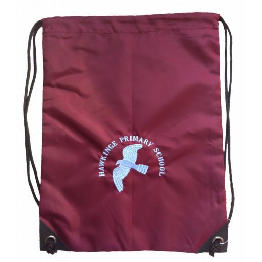Hawkinge School Gym Bag