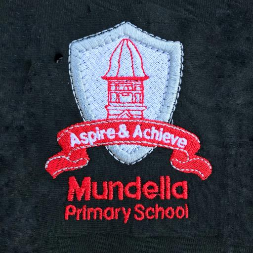 Mundella Primary School Expandable Book Bag