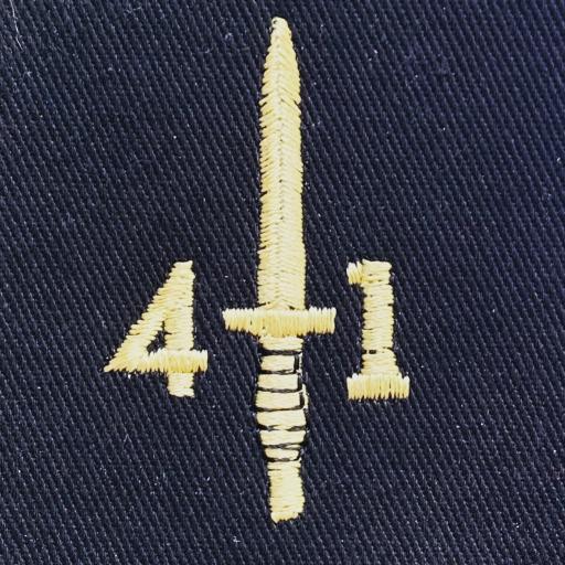 41 Marine Commando polo shirt