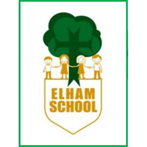 Elham School White Polo