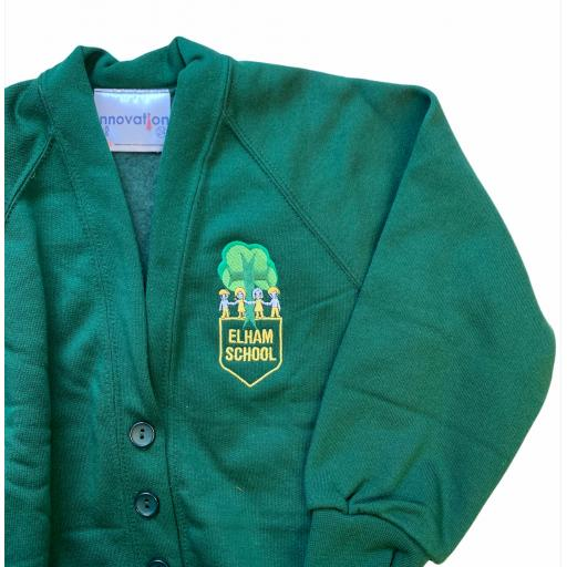 Elham School Cardigan