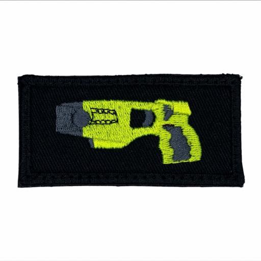 Taser Patch 4cm x 8cm - Tactical Patch