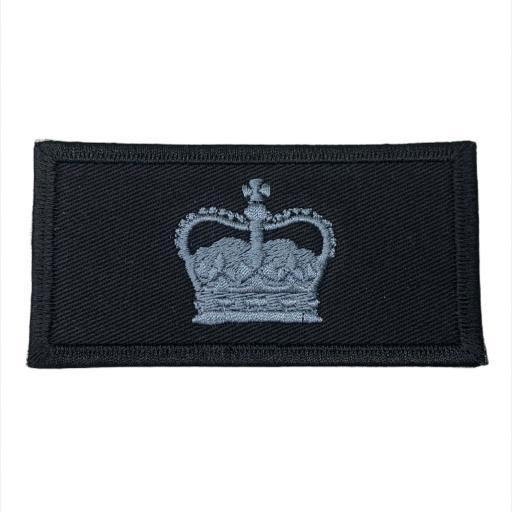 Superintendent Crown Patch 10cm x 5cm