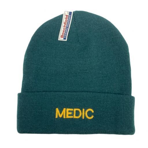 Medic Woolly Hat