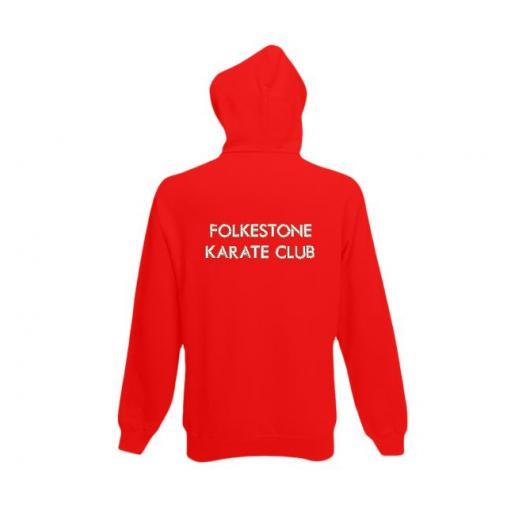 Folkestone IKK Karate Club Adults Hoody